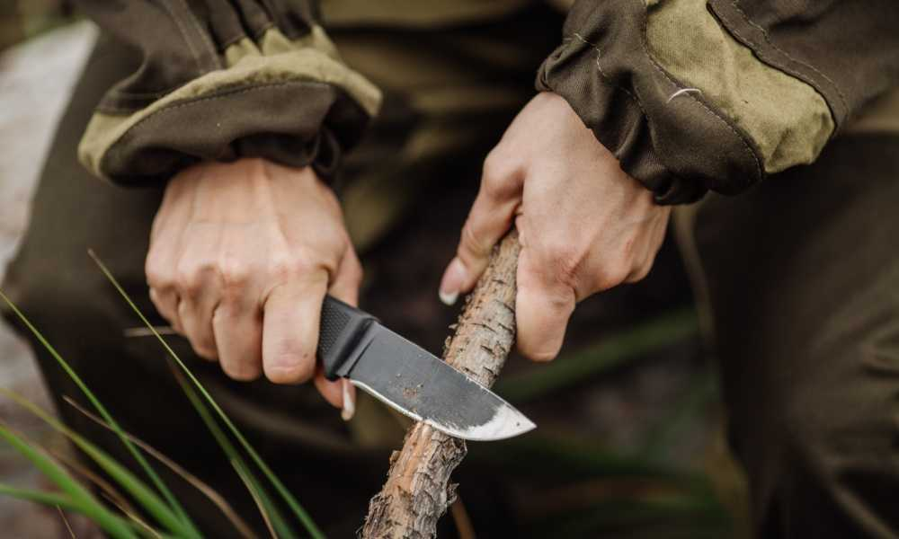 How to Remove Rust from a Pocket Knife