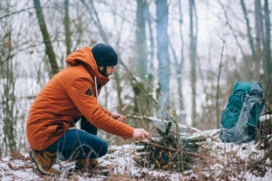 How to Survive in the Woods for a Year? Sustaining Your Water and Food Sources