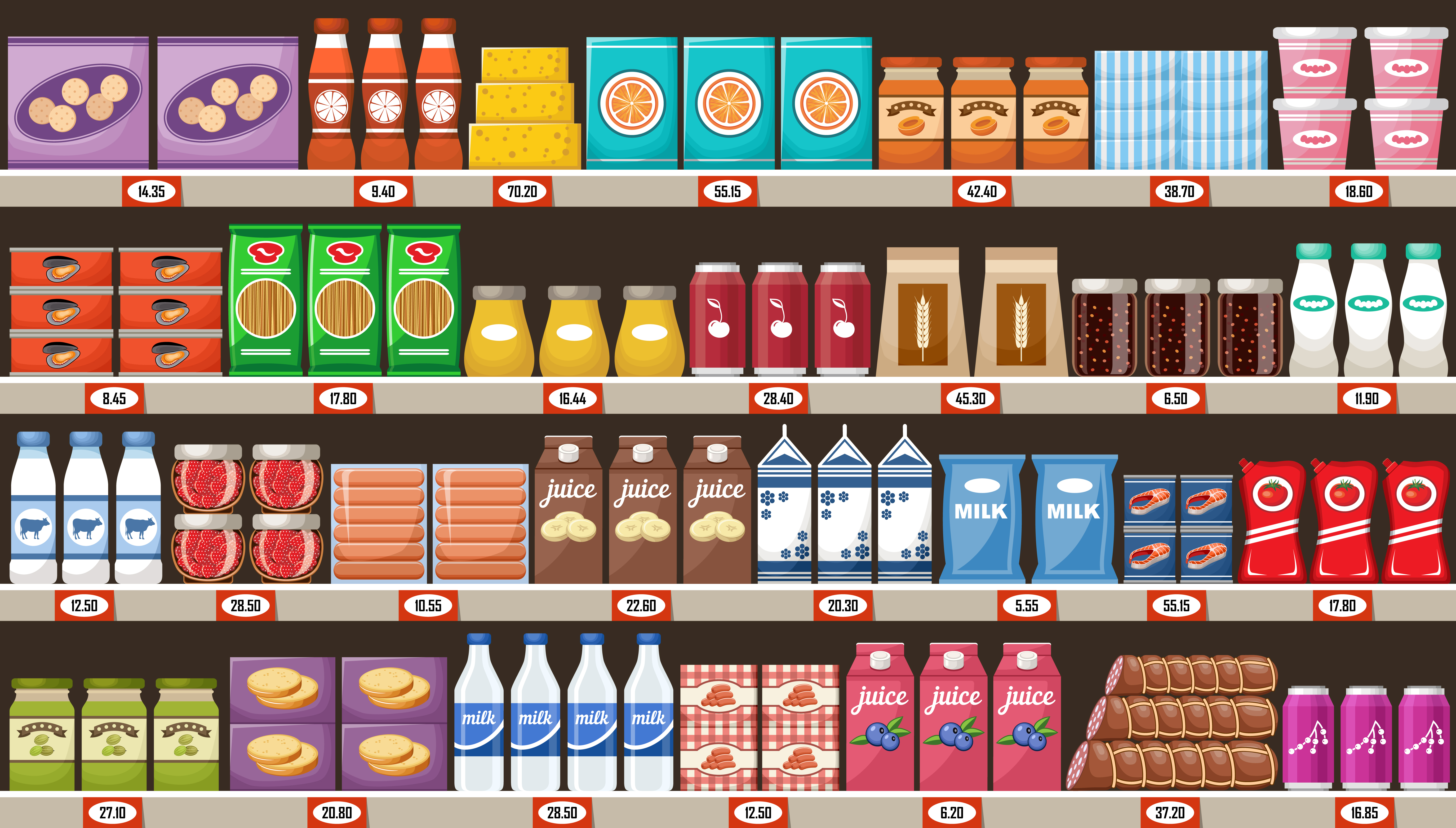 The First 10 Things to Disappear from Store Shelves During an Emergency