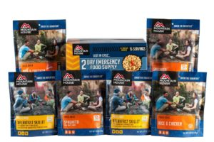 Mountain House 2 Day Emergency Food Supply Kit Review
