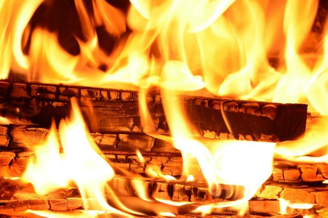 Keep a Fire Going Strong