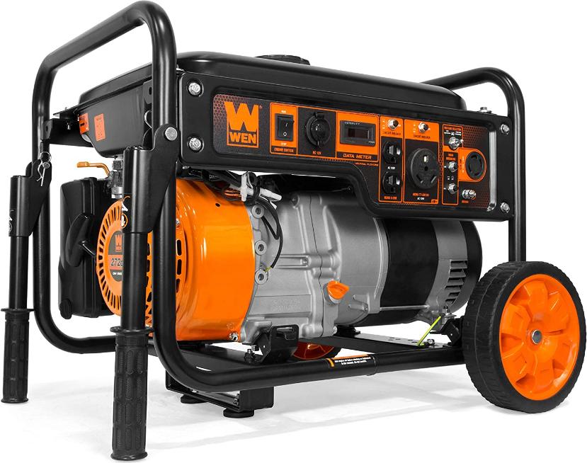 Store a Generator Properly