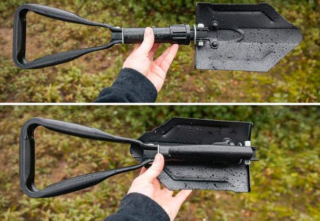 Choosing the Best Survival Shovel